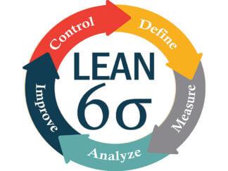 Lean Six Sigma logo