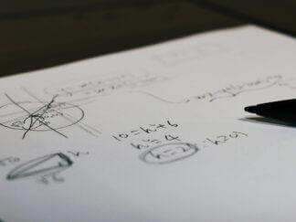math study pencil on paper