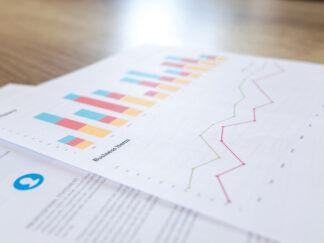 Photo of financial charts
